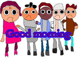 Cartoon Good Morning Images Photo Pics Download