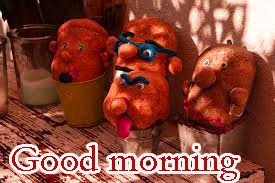 Cartoon Good Morning Images Pics HD Download