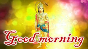 Hanuman Ji Good Morning Images HD Download