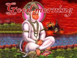Subh Mangalwar Hanuman Ji Good Morning Images Pics Photo Download