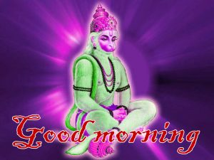 Hanuman Ji Good Morning Images Wallpaper Photo Download
