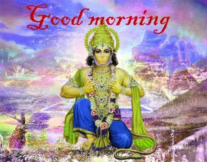 Hanuman Ji Good Morning Images Pictures HD Download