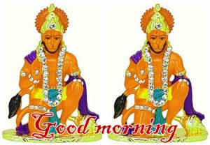 Lord Hanuman Ji Good Morning Images Pictures Download