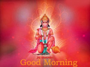 Lord Hanuman Ji Good Morning Images Pics Free Download