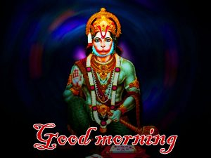 Lord Hanuman Ji Good Morning Images Photo Free Download