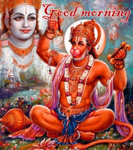 Lord Hanuman Ji Good Morning Images Wallpaper Pics Download