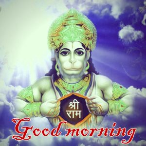 Subh Mangalwar Hanuman Ji Good Morning Images HD Download
