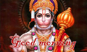 Subh Mangalwar Hanuman Ji Good Morning Images Pics Wallpaper Download