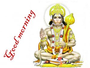 Subh Mangalwar Hanuman Ji Good Morning Images Pictures Free Download