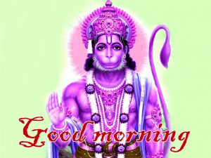 Subh Mangalwar Hanuman Ji Good Morning Images Photo Wallpaper HD Download