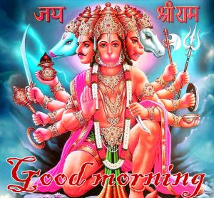 Subh Mangalwar Hanuman Ji Good Morning Images Wallpaper Pics