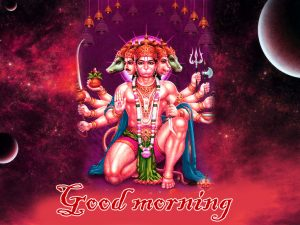 Subh Mangalwar Hanuman Ji Good Morning Images Wallpaper Pics Download