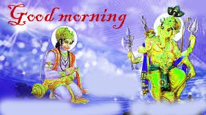 Hanuman Ji Good Morning Images Photo HD Download
