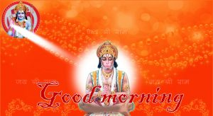 Lord Hanuman Ji Good Morning Images HD Download