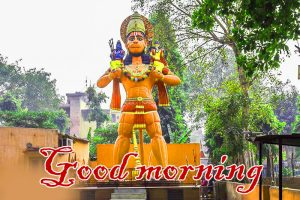 Subh Mangalwar Hanuman Ji Good Morning Images Photo HD Download