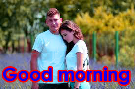 Love Couple Good Morning Images HD Download