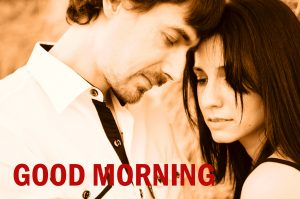 Romantic Love Couple Good Morning Images Photo Pics Download