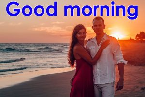 Love Couple Good Morning Images photo Wallpaper HD Download