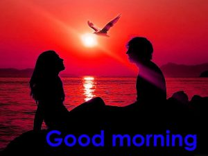 Love Couple Good Morning Images Photo Pics Download