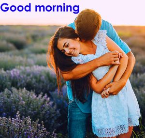 Love Couple Good Morning Images Wallpaper Photo Pics Download