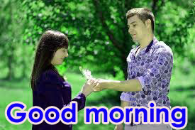 Love Couple Good Morning Images Pics Download
