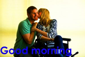 Love Couple Good Morning Images Wallpaper Photo Pics HD Download