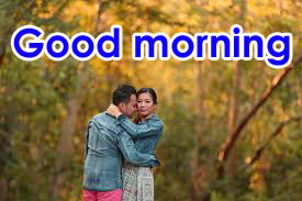 Love Couple Good Morning Images Pics HD Download