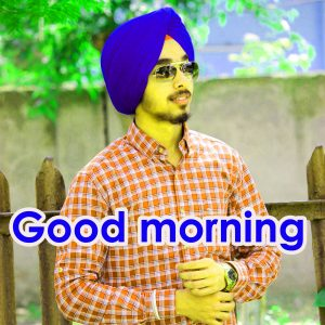 Punjabi Free HD Good Morning Photo Pics Download