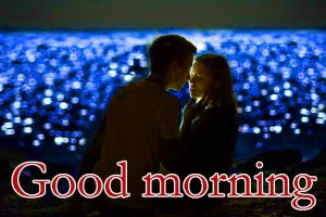 Romantic Love Good Morning Images Photo Download for Love Couple