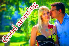 Romantic Love Good Morning Images Photo Pics Download