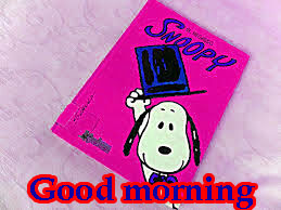 Snoopy Good Morning Images Pics HD Download