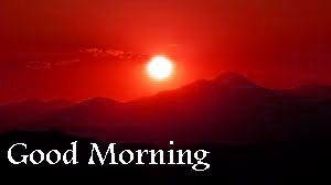 Sunrise Good Morning Images photo Download