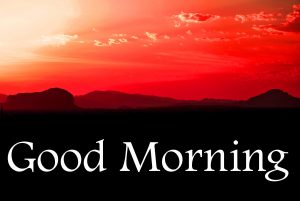 Sunrise Good Morning Images Pics HD Download