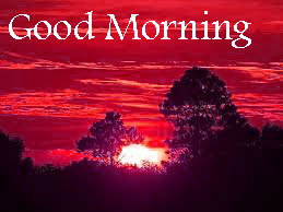 Sunrise Good Morning Images Pictures Download