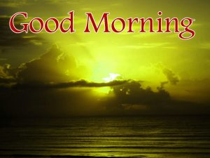 Sunrise Good Morning Images Pics Free Download