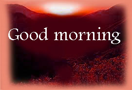 Sunshine Good Morning Images Pictures Download