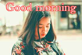 Beautiful Girls Good Morning Images Wallpaper Pics Download