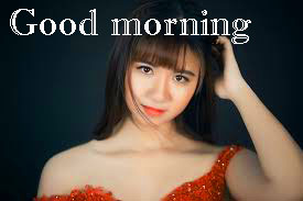 Beautiful Girls Good Morning Images Pics HD Download