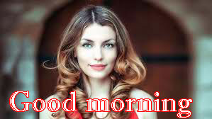 Beautiful Girls Good Morning Images Wallpaper Download