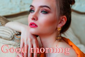 Beautiful Girls Good Morning Images Pictures Free HD Download