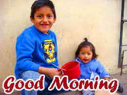 Brother and Sister Good Morning Images Wallpaper Pics HD Download