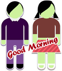 Brother and Sister Good Morning Images Photo Pictures Download