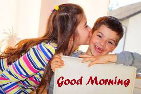 Brother and Sister Good Morning Images Wallpaper Pictures Download