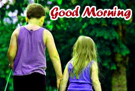 Brother and Sister Good Morning Images Photo Pics Downlo