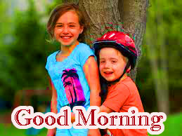 Brother and Sister Good Morning Images Pics HD Download