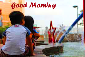 Brother and Sister Good Morning Images Pictures Free Download