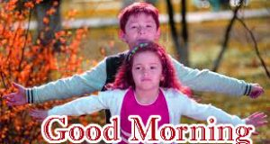 Brother and Sister Good Morning Images Wallpaper Pics Download