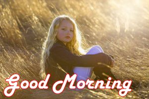 Special Good Morning Images Photo Pics Download for Beautiful Girl