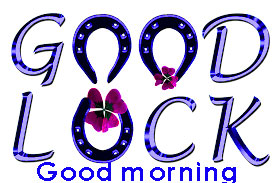 Good Morning Good Luck Wishes Images Pics HD Download