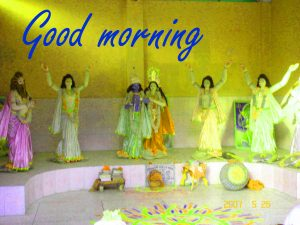 Radha Krishna Good Morning Images Pics HD Download